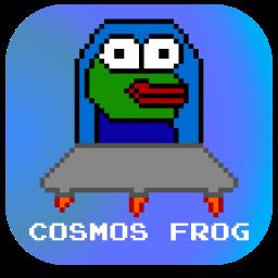 Cosmos Frog Free Addicting Game